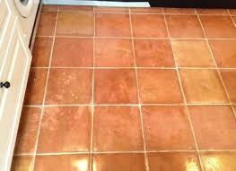 color terracotta ceramic tile extruded clay floor zyouhoukan