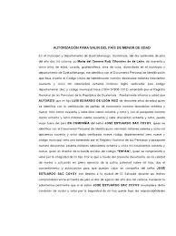 Modelo Carta Poder Simple Wwwincreiblefotoscom