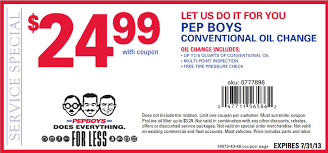 Coupons For Oil Change At Pep Boys : September 2018 Wholesale Tires On Sale At Pep Boys Half Price Books Marketplace 8 Coupon Code And Voucher Websites For Car Parts Rentals Shop Clean Eating 5 Ingredient Recipes Sears Appliances Coupon Codes Michaelkors Com Spencers Up To 20 Off With Minimum Purchase Pep Battery Check Online Discount October 2018 Store Deals Boys Senior Mania Tires Boathouse Sports Code Near Me Brand