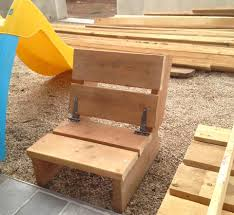 Pallet Outdoor Chair Plans by Bench Bench Made Of Pallets Diy Plans To Build A Bench From
