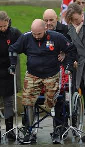 Britains Most Decorated Soldier Ever by Shameful Plot By Top Brass To Keep U0027marine A U0027 Sgt Blackman In
