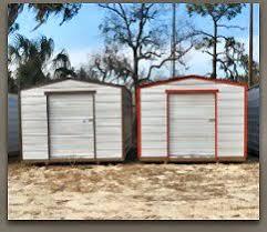 Metal Sheds Jacksonville Fl by Metal Sheds Aluminum Sheds Steel Sheds Steel Frame Jax