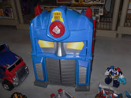 Huge Lot Transformers Rescue Bots Heroes Fire Station-Vehicles ...