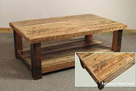 Coffee Table Made Out Of Pallets Wooden S From Wood