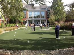 Custom Built Putting Greens l NJ PA l DeShayes Dream Greens