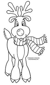 I Cant Believe Havent Created A Rudolph For You Yet That Must Be Remedied Want More Hanukkah And Christmas Images To Color CLICK HERE