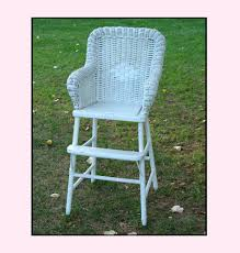 Vintage Wicker High Chair - Shabby Chic Baby By... | Wicker ... Amazoncom Wwwlaurelcrowncom French Country Cane Chair Vintage Josef Hoffman Bentwood Prague 811 Ding Set Cane Back Ding Chairs Musicatono Woman In Real Lifethe Art Of The Everyday Antique Chairs Wooden Baby High With Seat Whats It Worth Carriage A Common Colctible But Victorian Pair Tall Early 1900s Childs Wood Painted Vintage Oak Rocker Press Seat Seating Kinder Modern Boudoir Style Astonishing Fniture