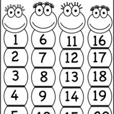 Brilliant Ideas Of Coloring Pages Numbers 1 20 Also Example