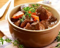 cuisiner du boeuf recette boeuf aux carottes à la cocotte minute