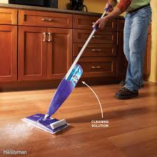 Steam Cleaning Old Wood Floors by Top 10 Household Cleaning Tips The Tough Problems Family Handyman