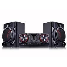 LG CJ65 900W Hi Fi Entertainment System with Bluetooth