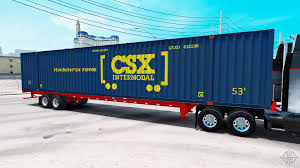 Semitrailer Container CSX Intermodal For American Truck Simulator Intermodal Dray Class A Cdl Truck Driver 505 Cpm Green Bay John Rediehs Author At Shipping Logistics Blog Red Ex Truckers Getting Back Into Trucking Need Experience Local Driving Jobs Success Jb Hunt Owner Operators Unique J B Transport Investing In Transports Part Of Freight Business Is Transport Wikipedia Heavy Hauling Division Drayage Import Export Buffers Usa Intertional Supplier Intermodal Hdware Transportation Dispatch Software Easy For Veterans Get Hired Today For