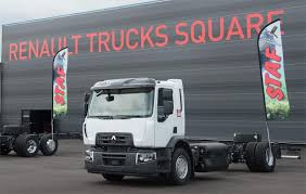 CNG Trucks From Renault Destined For Trade Show Introduction | Truck ...
