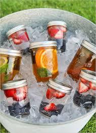 Diy Wedding Drinks In Mason Jars For Outdoor Ideas