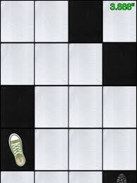 white tile don t step on it for iphone android devices