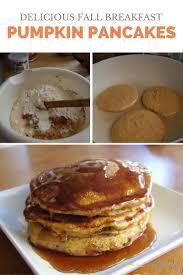 Pumpkin Pancakes W Bisquick by Delicious U0026 Easy To Make Pumpkin Pancakes