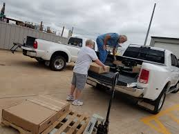 100 Pickup Truck Warehouse Work A New Worker RV There Yet