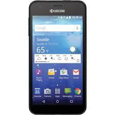 T Mobile Kyocera Hydro Wave Prepaid Smartphone Walmart