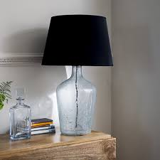 Fillable Lamp Base Ideas by Lamps Fresh Table Lamps Glass Base Decor Color Ideas Fresh And