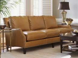 Jcpenney Furniture Sectional Sofas by Kensington Place Ashton Leather Sofa Lexington Home Brands