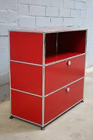 regale usm haller knalliges design sideboard regal 2 fächer
