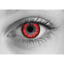 Prescription Colored Contacts Halloween Uk by Halloween Contacts And Crazy Contact Lenses