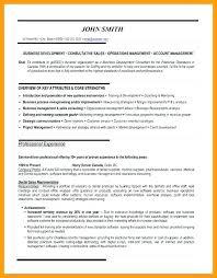 Outside Sales Representative Resume Rep 5 Sample
