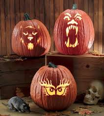 Wolf Face Pumpkin Carving Patterns by Scary Pumpkin Patterns Scary Pumpkin Patterns Howstuffworks