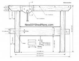 free woodworking bench plans setting up your personal