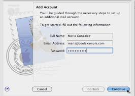 Setting Up Your Apple Mail