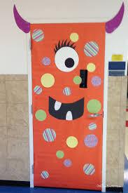Halloween Classroom Door Decorations by Cool Classroom Door Decorations For Halloween Halloween