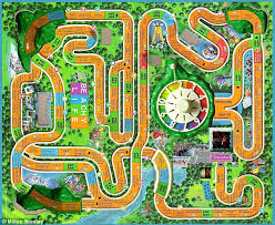 Japanese Island Proposes Real Game Of LIFE Contest Because Its Land Mass Is Shaped Like The Classic Board