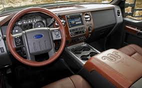 Ford F 250 King Ranch Interior. Amazing Ford F King Ranch Front ...