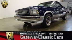 100 El Camino Truck 1979 Chevrolet For Sale 2192464 Hemmings Motor News