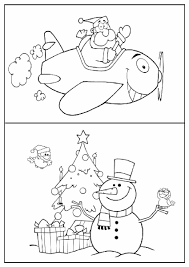 Christmas Colouring Pages Activity Village Activityvillage Free Coloring