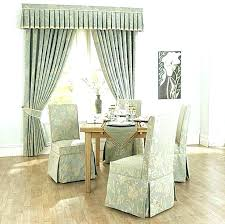 Posh Dining Room Chair Protectors Loose Covers Decoration Replacement