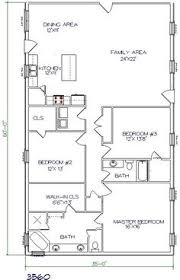 30 X 30 With Loft Floor Plans by Steel Buildings With Living Quarters Floor Plans Similar Design