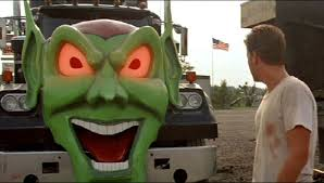 100 Trucks Stephen King Horror Slashback Remembering S Maximum Overdrive