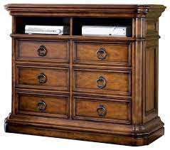 Pulaski San Mateo Media Chest Traditional Media Cabinets by