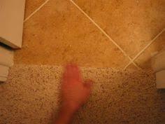 carpet to tile transition ideas basement basements