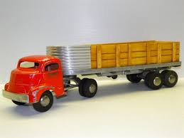 National Toy Truck'n Construction Auction 2012 John Deere 116th Scale Big Farm Truck With Cattle Trailer 1 64 Ford Louisville L9000 Grain Scratch Custom Toy Wyatts Toys Trailers Rockin H Trucks Tonka Classic Steel Stake Wwwkotulascom Free 1950s 2 Listings 1975 Chevy C65 Tag Axle And 20 Grain Body Snt Custom 0050 Blue Ih 4300 Pulling A Wilson Pup