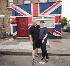 Most Decorated Soldier Uk by Flying The Flag Britain S Streets And Homes Decked With Jubilee