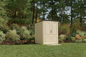 Rubbermaid Slide Lid Shed Instructions by Outdoor Rubbermaid Resin Shed Rubbermaid Trash Shed