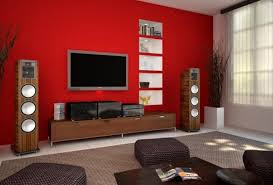 Best Colors For Living Room Accent Wall by Apply Best Painting Ideas For Living Room Red Color U2013 Home Ideas