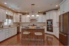 U Shaped Kitchen Designs With Islands