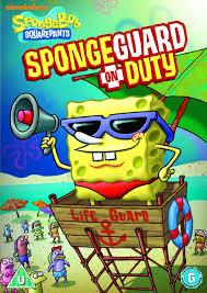 Spongebob Squarepants Halloween Dvd Episodes spongeguard on duty dvd encyclopedia spongebobia fandom