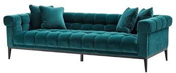 samt sofa türkis für ein stylisches zuhause samtmöbel