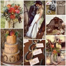 Western Horseshoe Wedding Ideas From HotRef