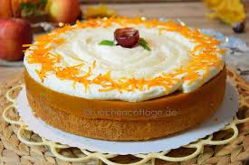 apfel kürbis torte herbst mit küchencottage
