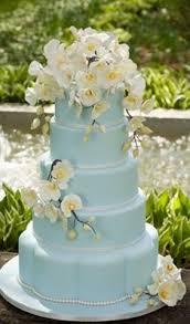Light Blue And Yellow Wedding Cakewedding Cakes March Yyfdsi More